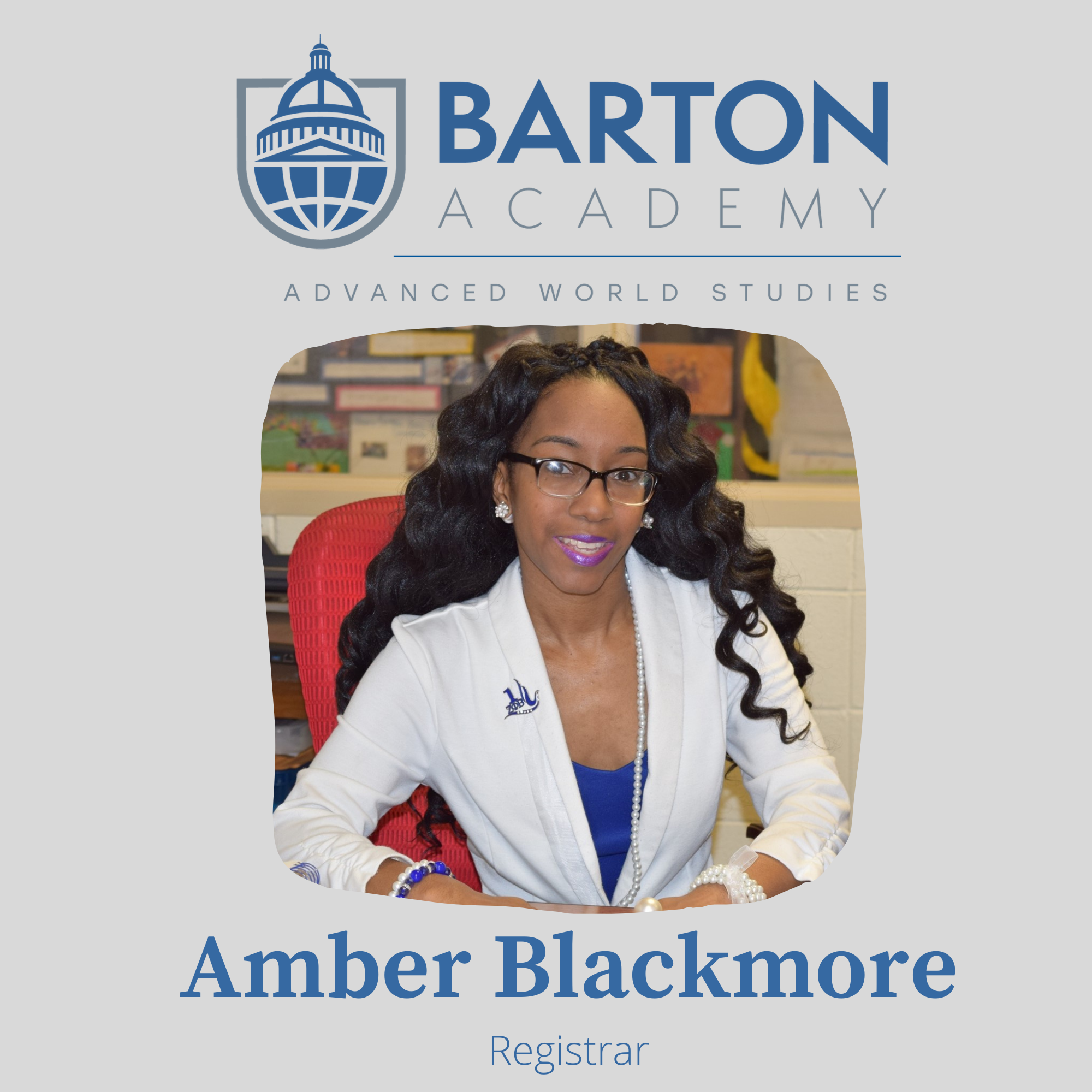Amber Blackmore