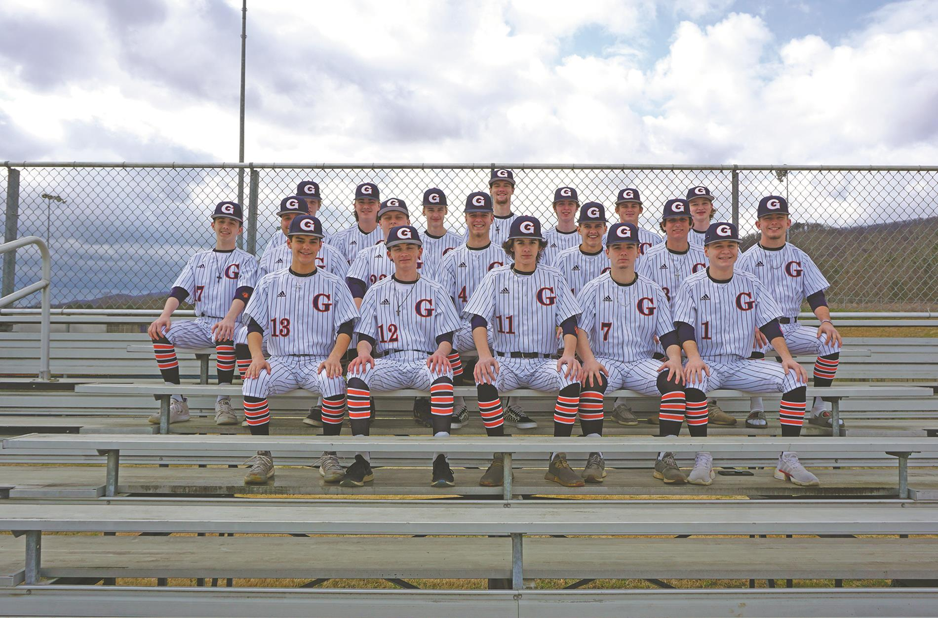 Baseball team picture