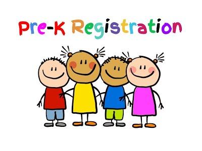 Pre K or K Registration