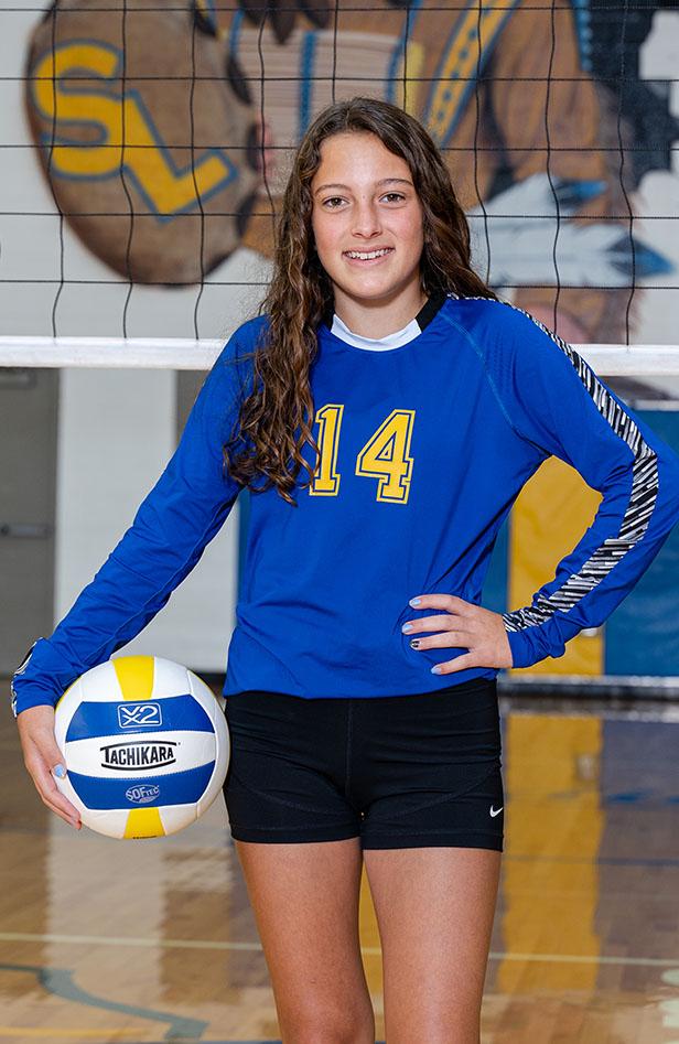 #14 Brooke Boyle