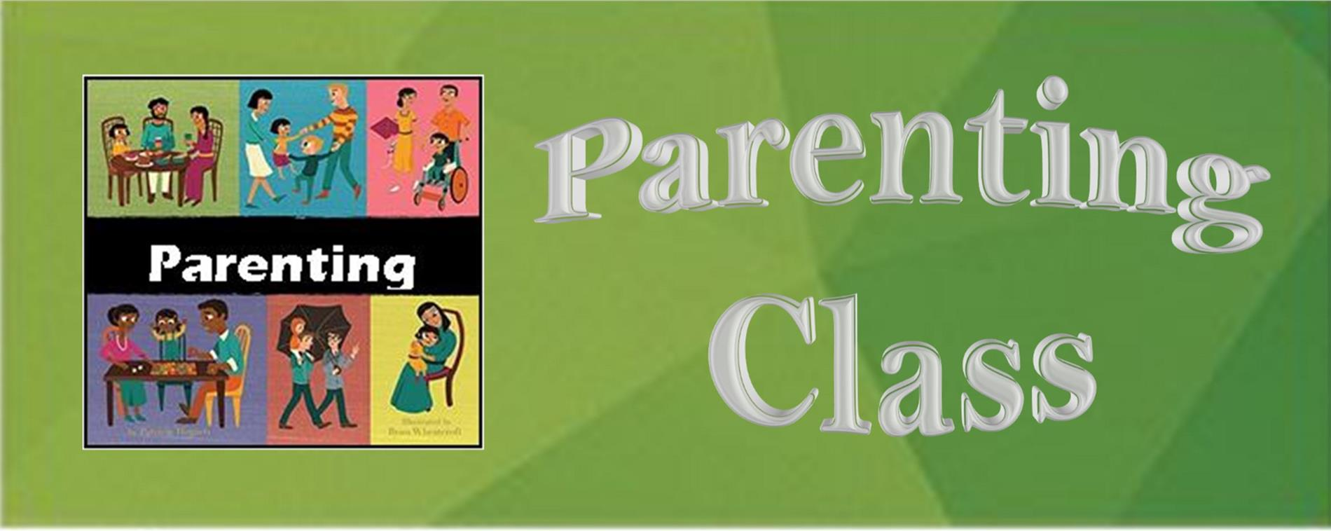 Parenting Header page