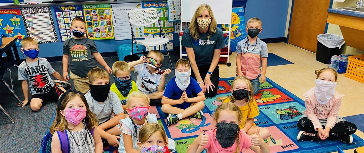 Mrs. Desirae's Class @ Hosford School