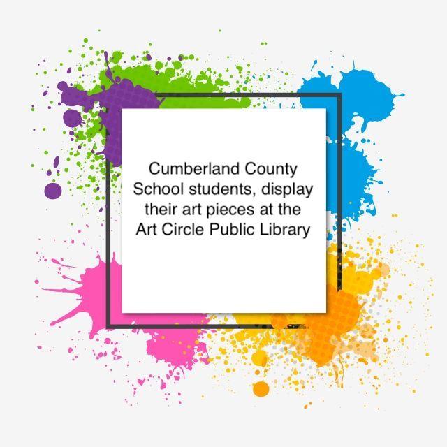 Art Announcement Slide