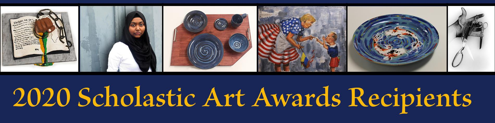 Art Award Recipients