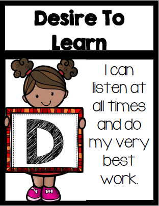 Desire to Learn