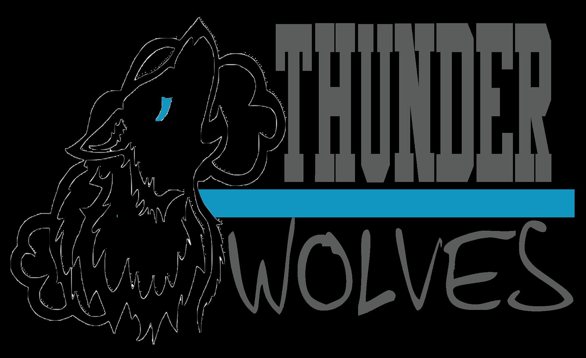 Thunderwolves Team Logo