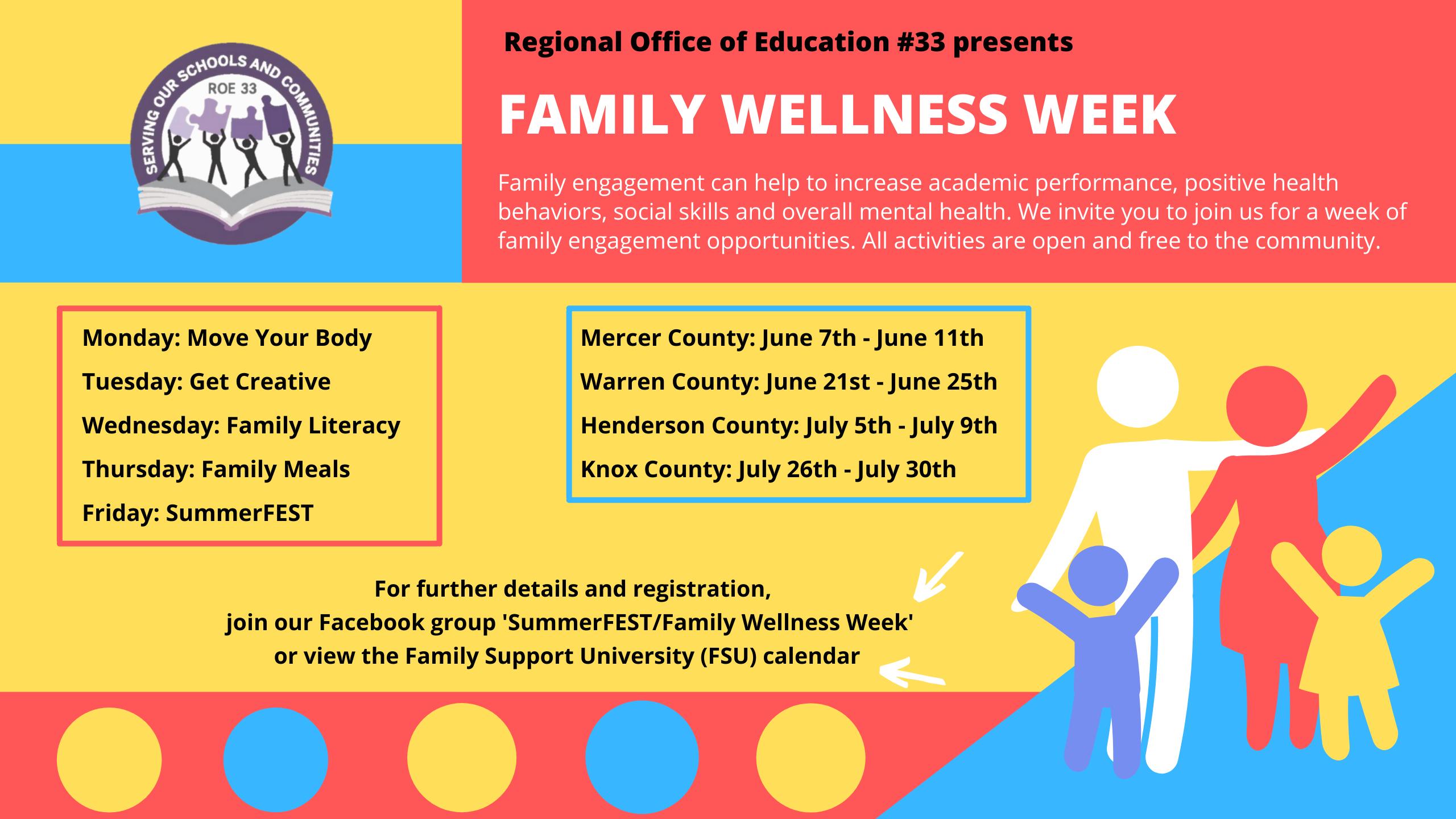 Family Wellness Week