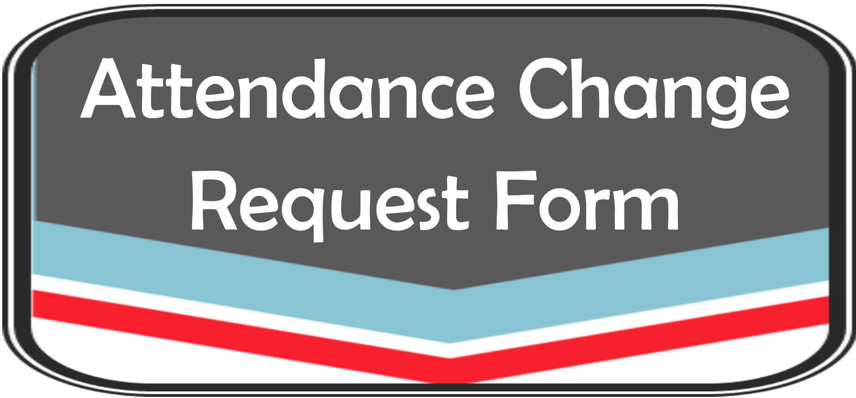 attendance request form button