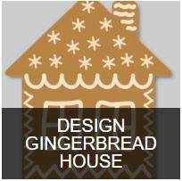 Design a Gingerbread House