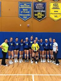 Volleyball Tournament Champions