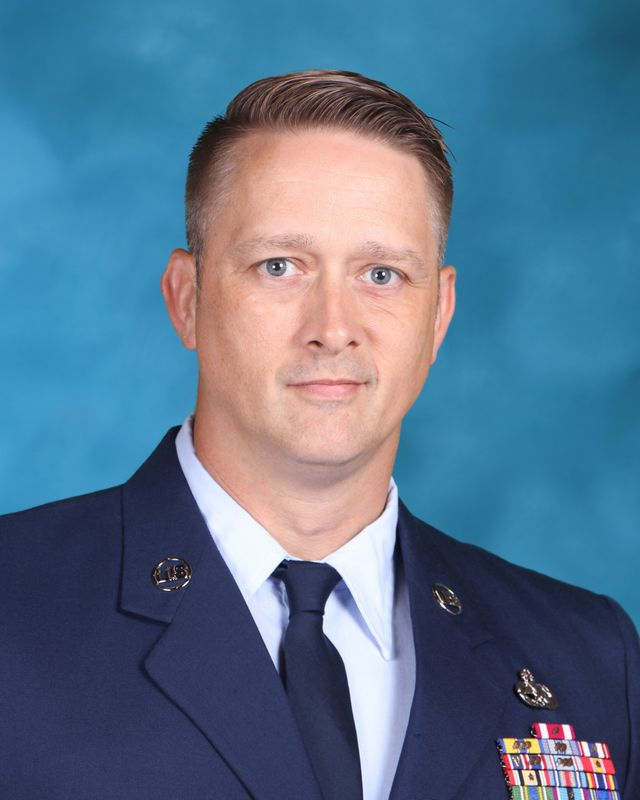 MSgt Steven Peters