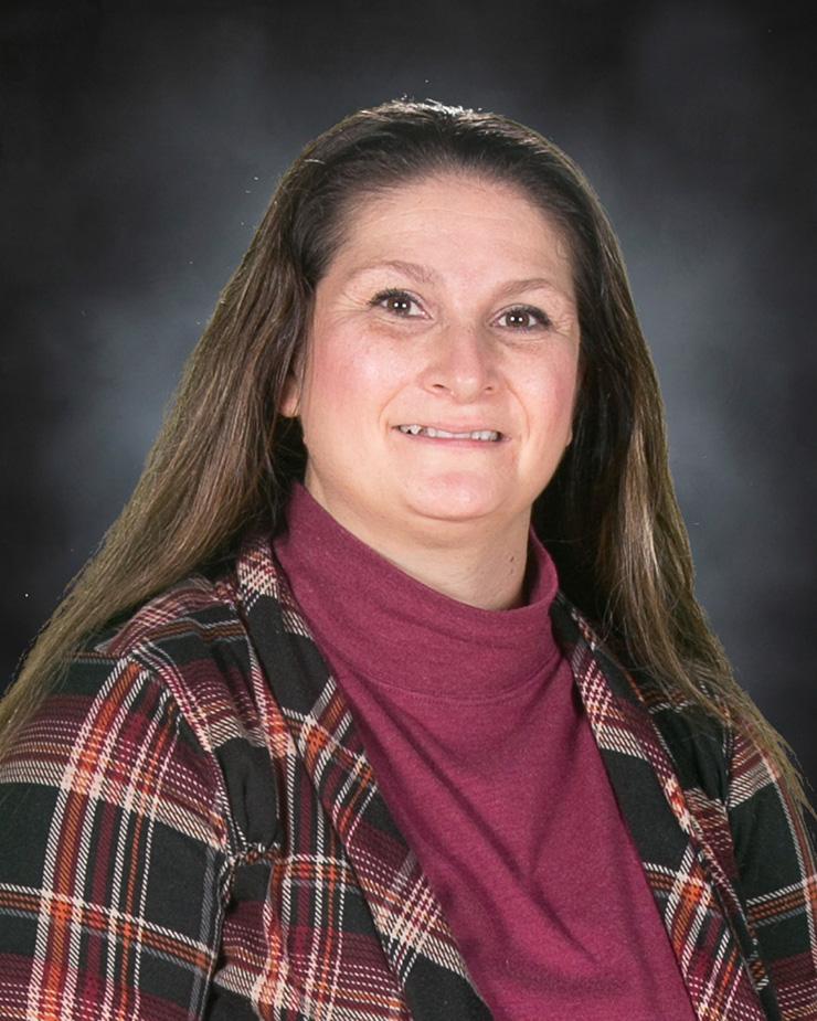 Mrs. T. Richards, Para-Educator