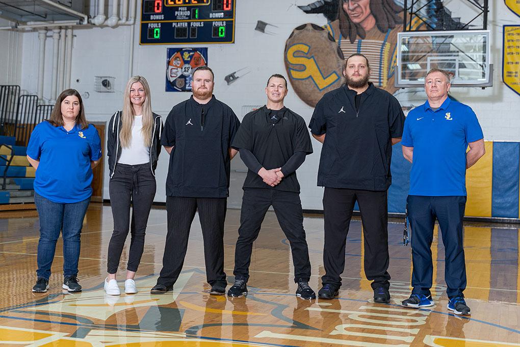 2020-21 Girls Basketball Coaching Staff