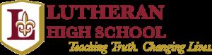 Lutheran High School Banner