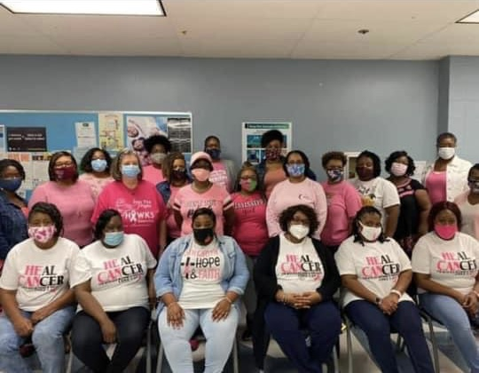 Faculty Breast Cancer Pic