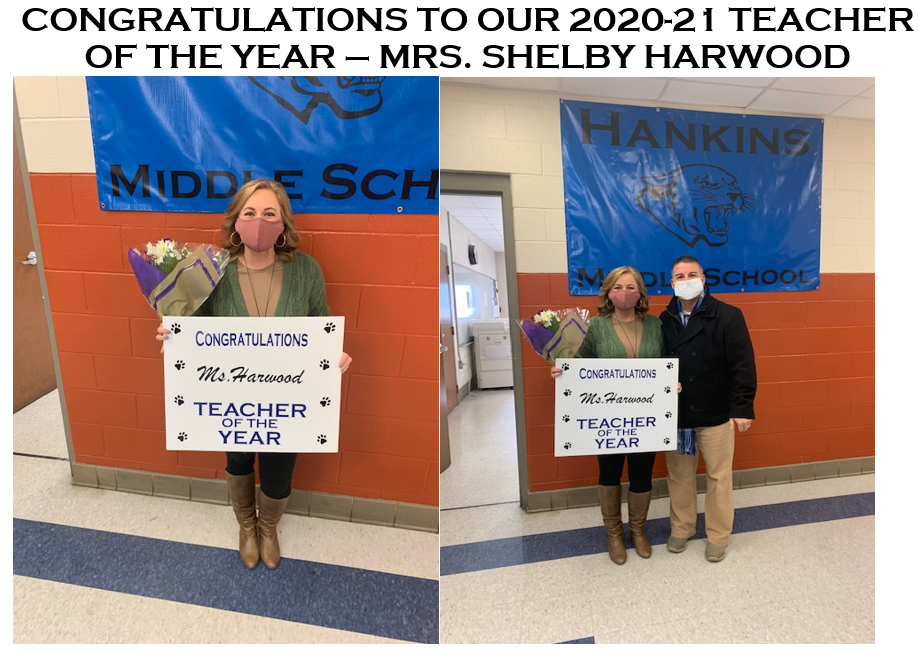Teacher of the year picture