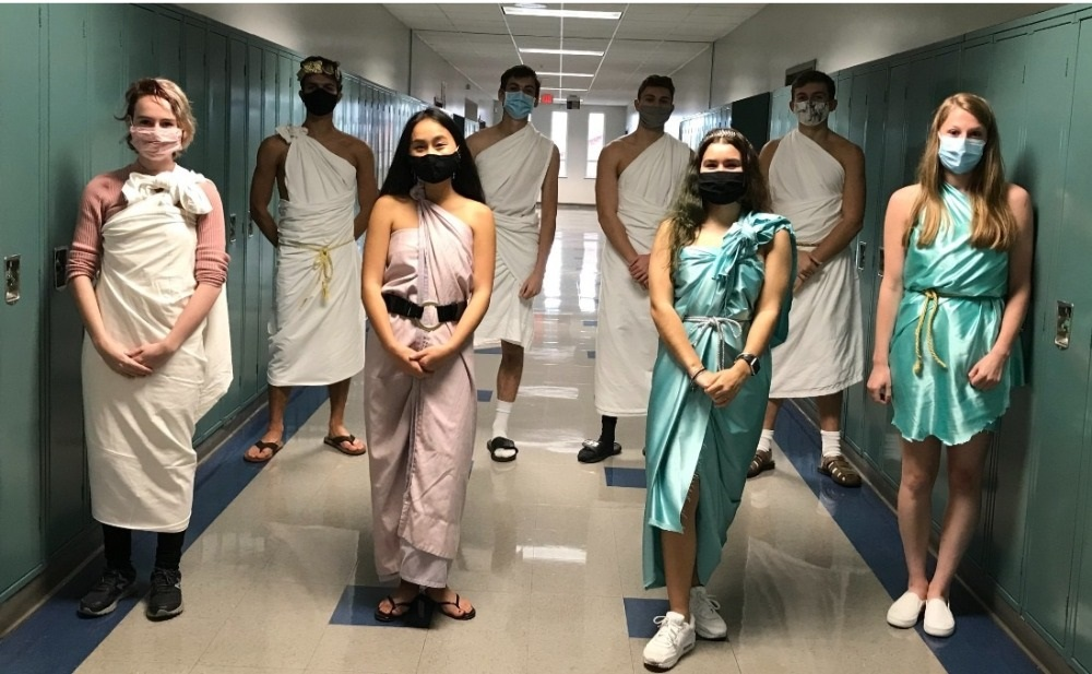 Senior Toga Group