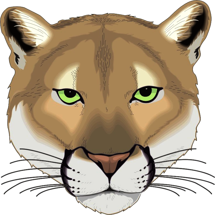 Smoketree Elementary Cougars logo