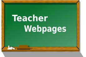 Teacher Pages