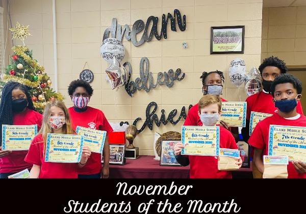 November Students