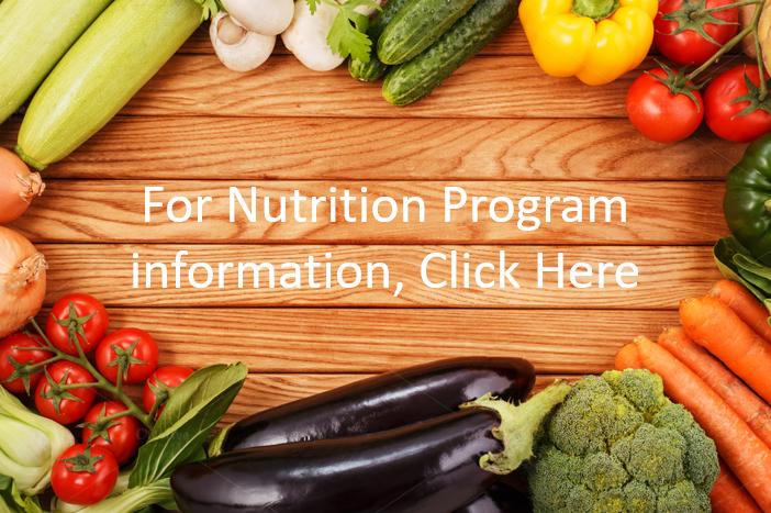 Nutrition Program Link