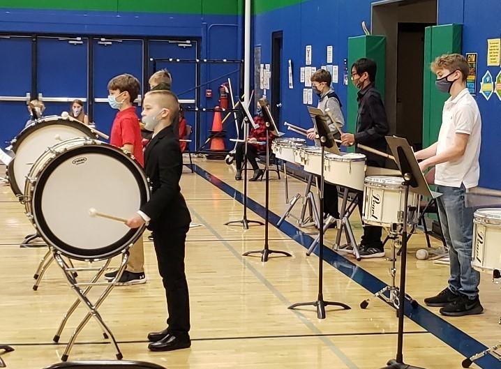 Percussion Explosion Photo