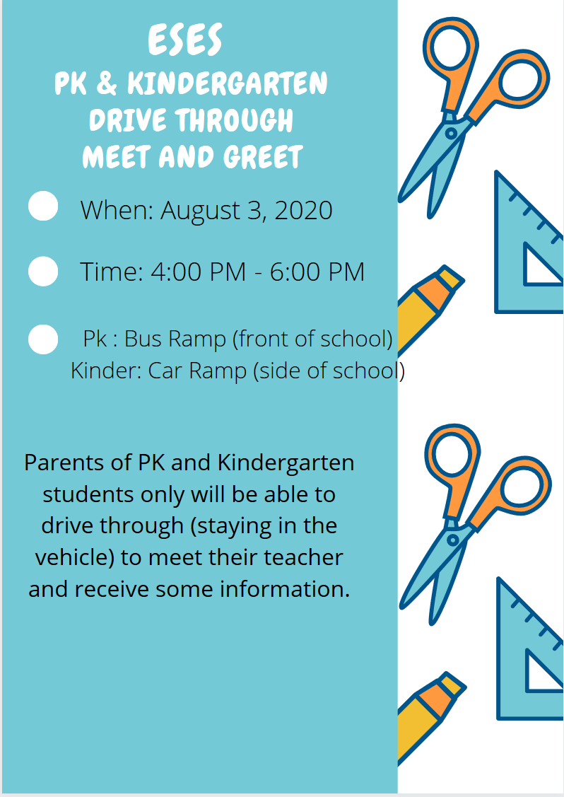 PreK & K Meet & Greet