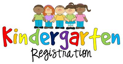 clipart of children for Kindergarten registration