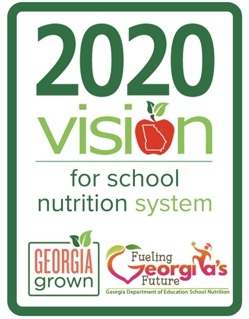We support Local and Georgia Grown at Miller County Schools
