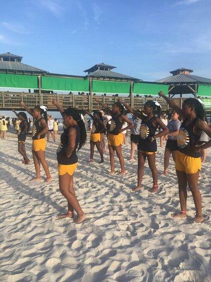 UCA Panama City Beach Cheer Camp