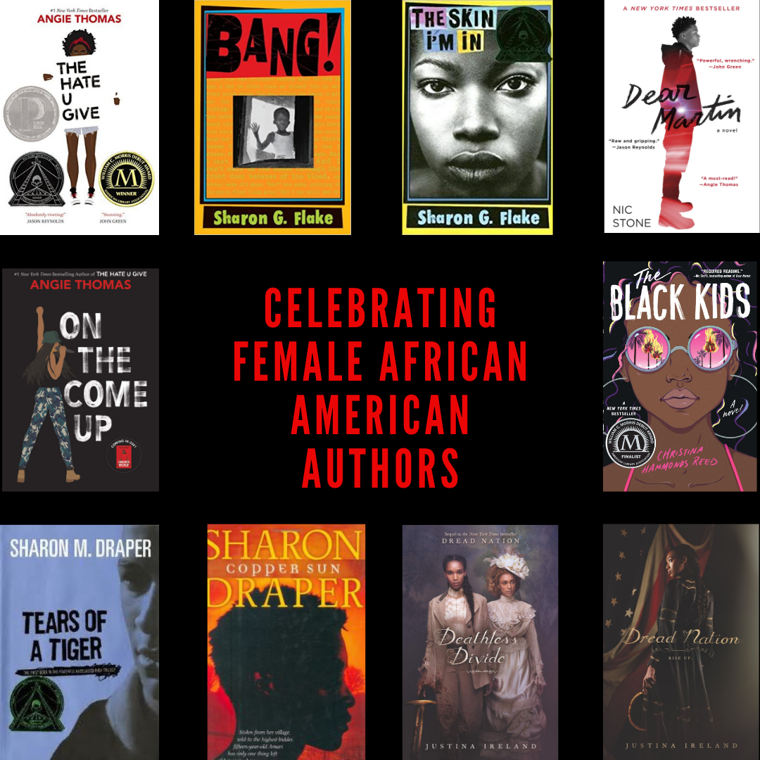 Celebrating Female African American Authors