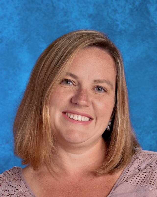 Charity Motquin, Fifth Grade Teacher