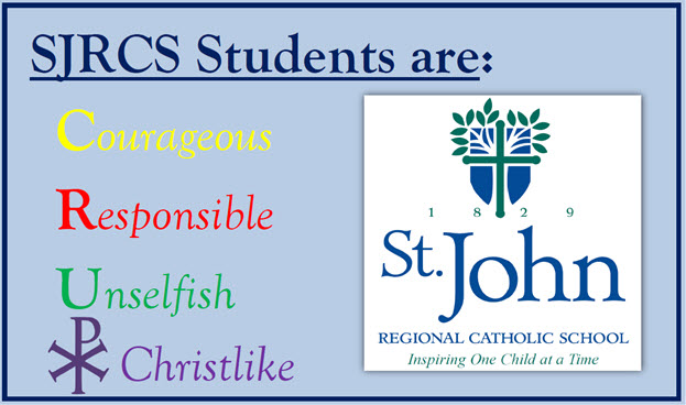 SJRCS students logo