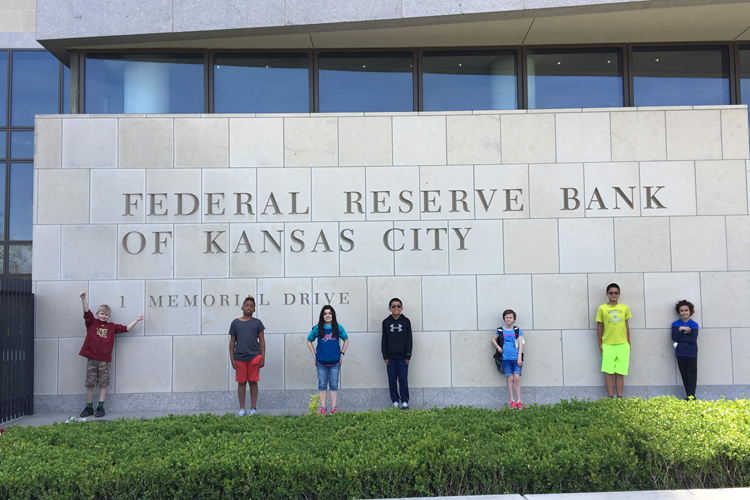 Federal Reserve Bank of KC