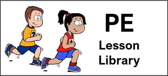 PE lesson library