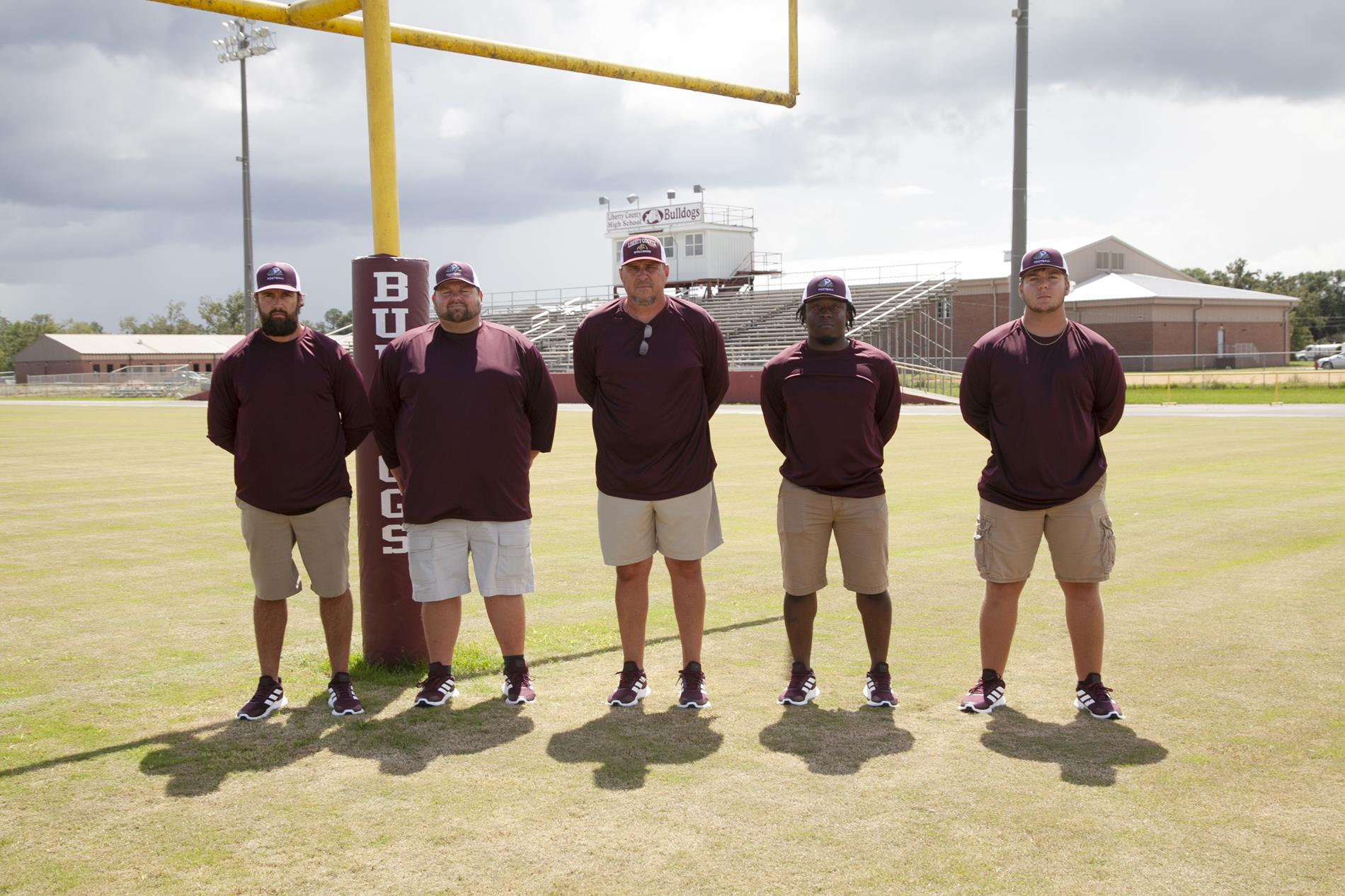 LCHS Football Coaching Staff
