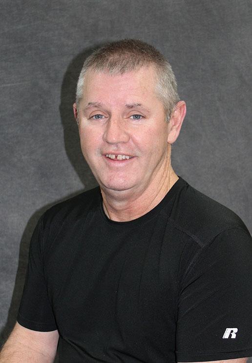 Mr. C. Puckett, Afternoon Maintenance Supervisor