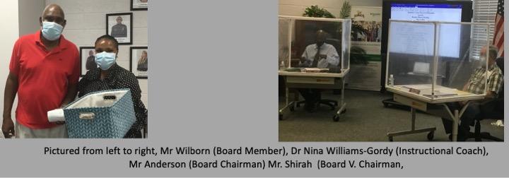 Williams and Shirah
