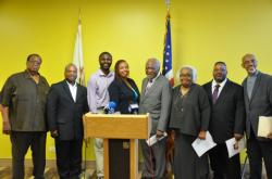 Cong. Davis Announces Free Conference on State of the African American Male