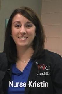 Nurse Kristin