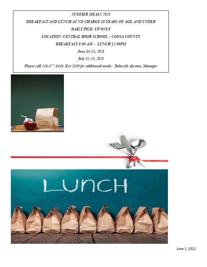 2021 CNP Summer Feeding Program