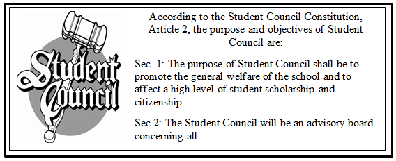 Student Council 1
