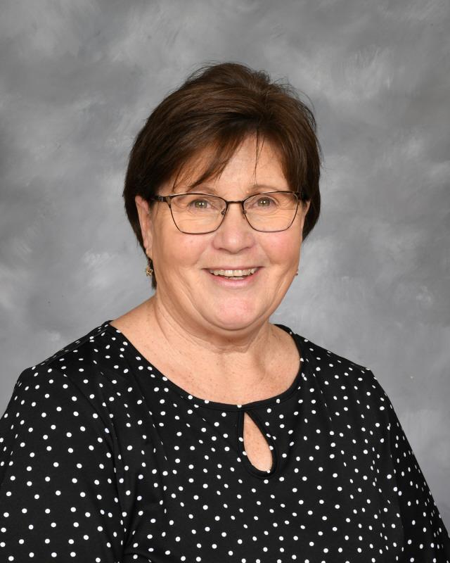 Mrs. Rast, Principal
