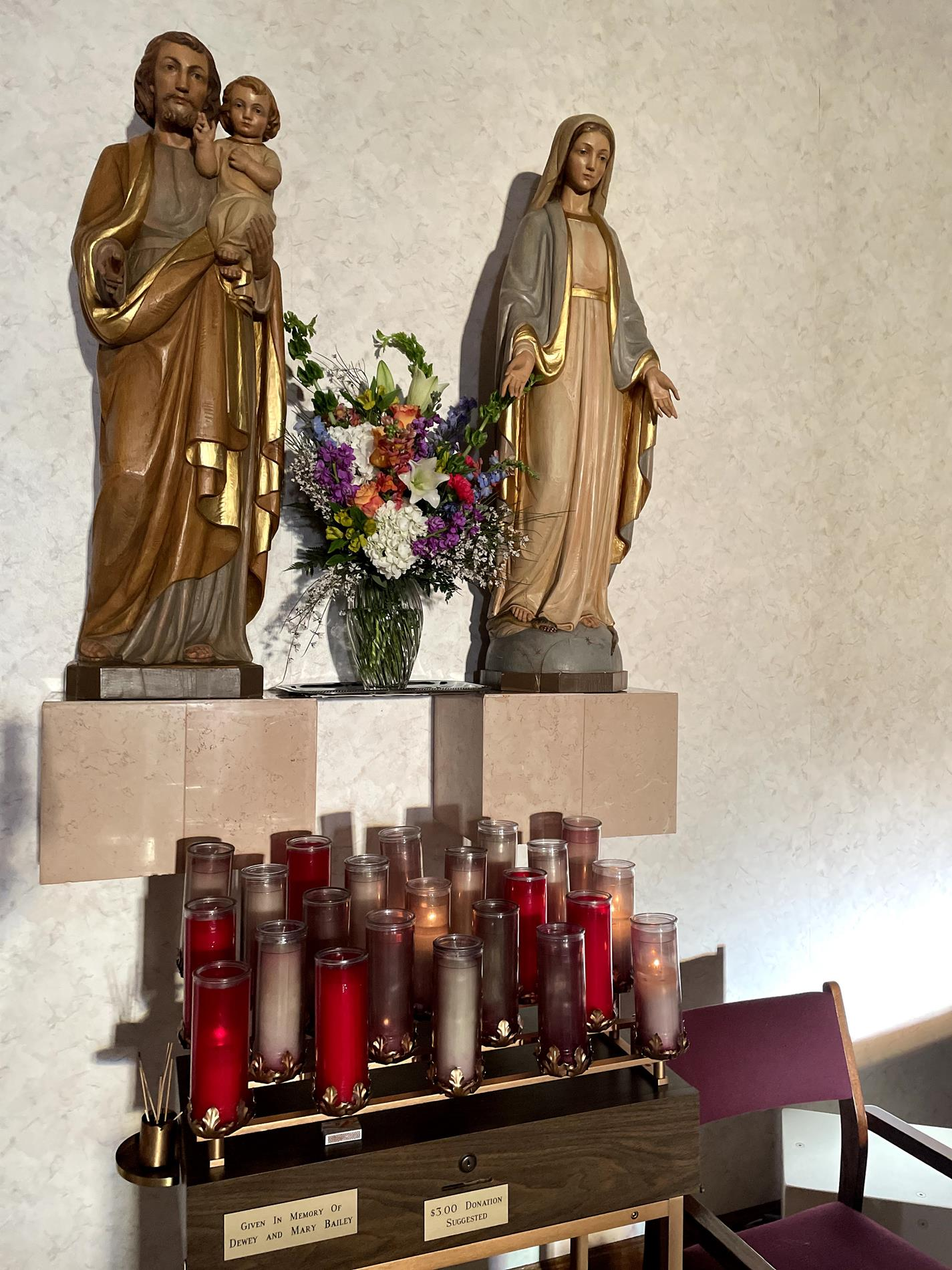 Honoring the Holy Family