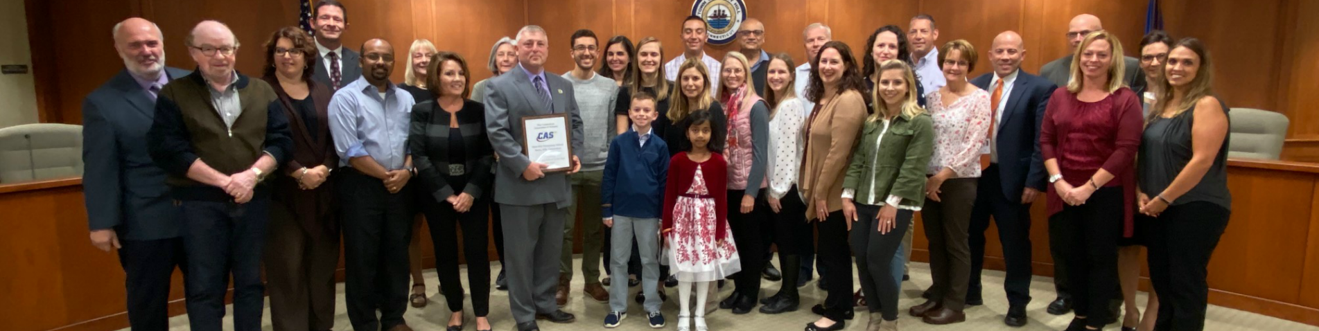 West Hill Elementary School of the Year Recognition