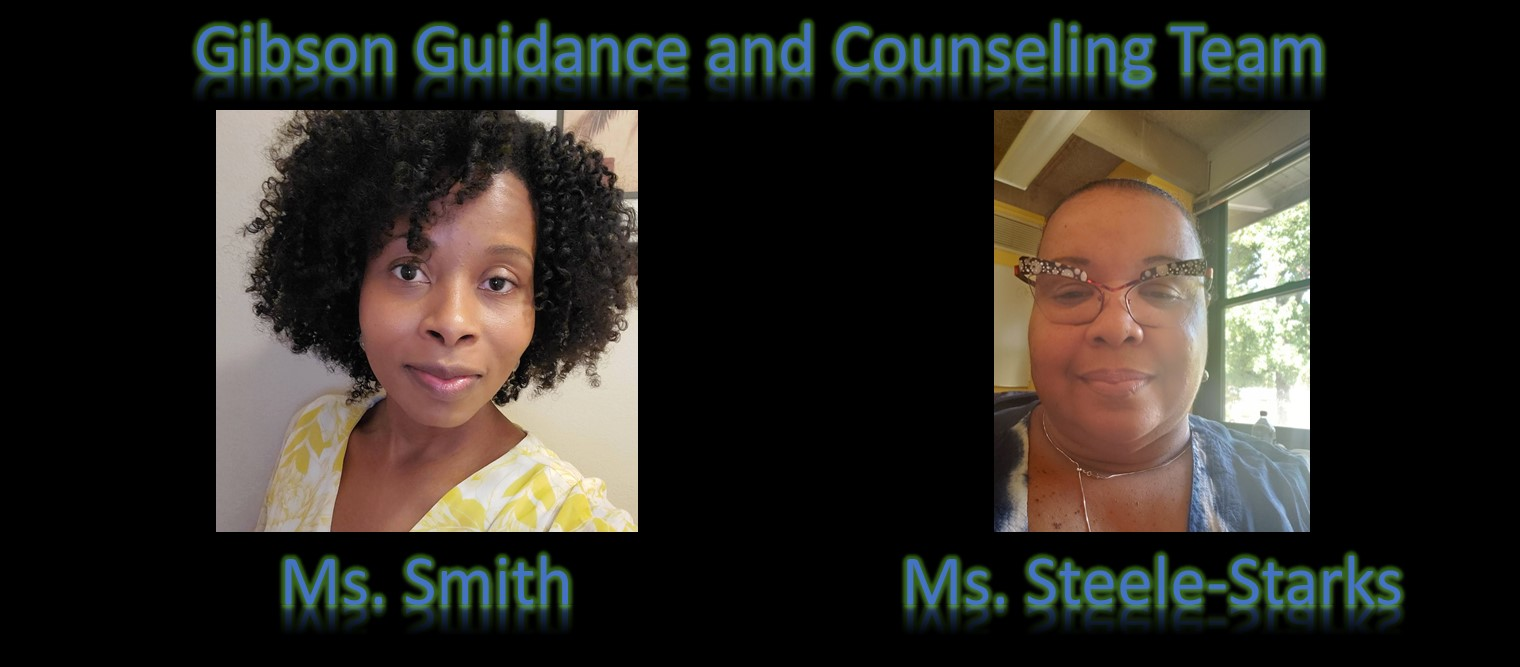 Ms. Smith and Ms. Steele-Starks