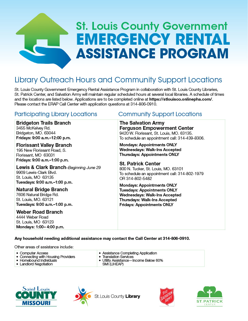 St. Louis County Government Emergency Rental Assistance Program