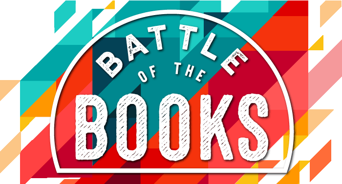 Battle of the Books Banner