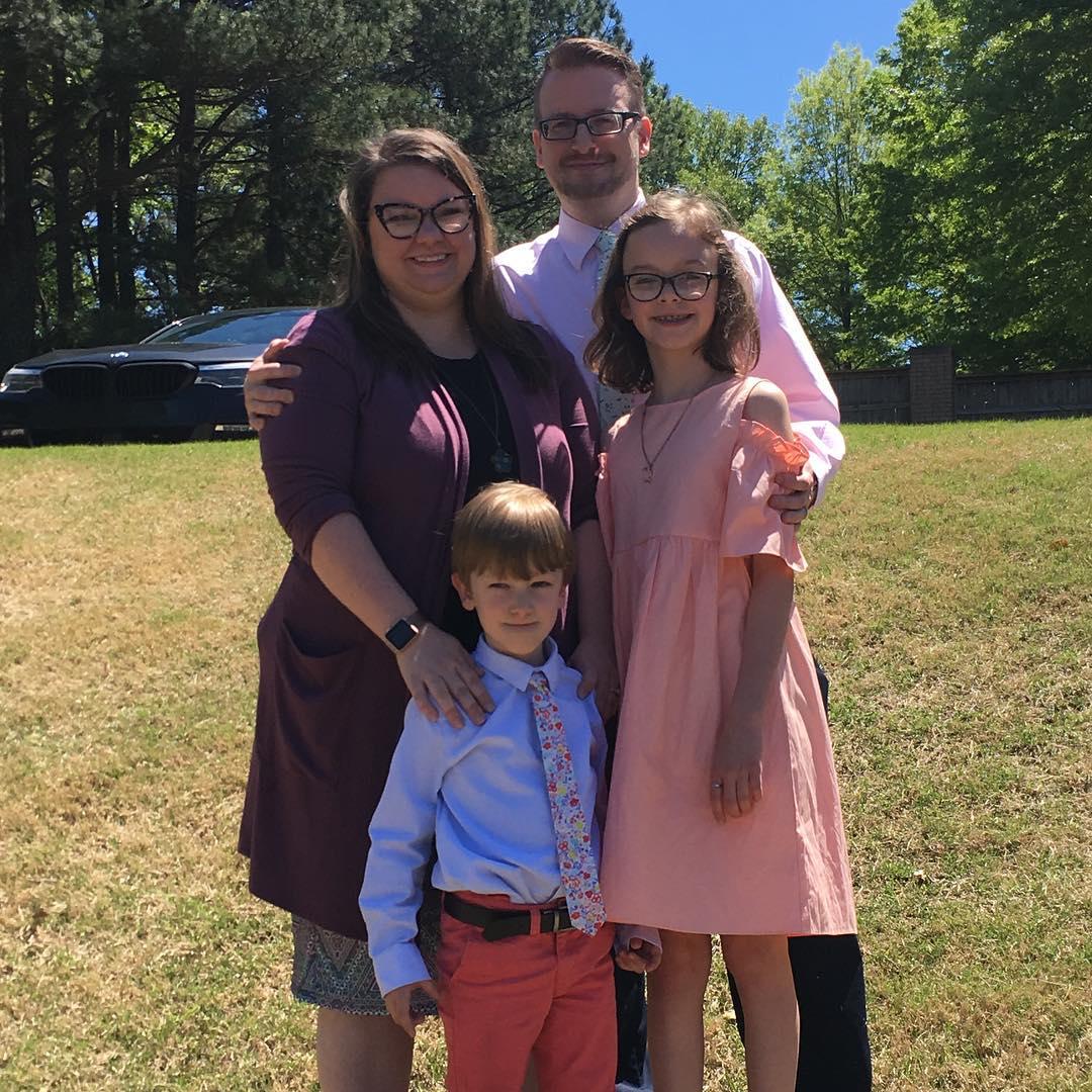Family Easter 2019