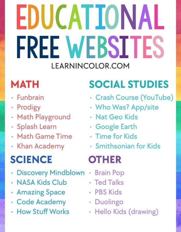 Free Online Websites